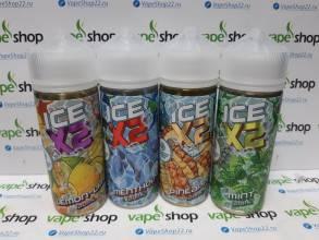 Жидкость ICE X2 3 мг/мл 120мл